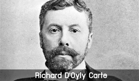 Richard-D'Oyly-Cartenew
